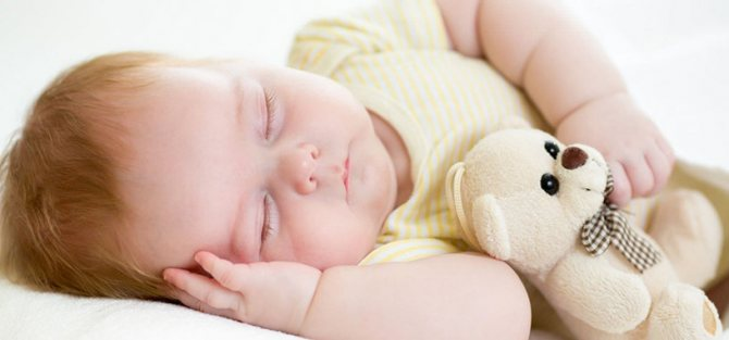 наслідки бруксизма у малюка