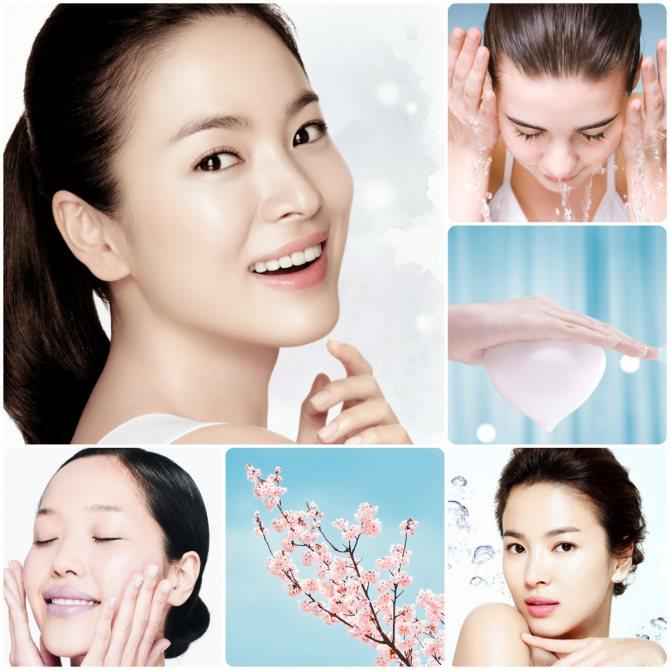 Правильний догляд за шкірою з корейської системі