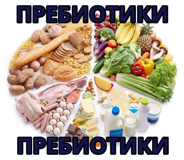 Пребіотики: джерела та список препаратів