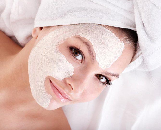 Препарат можна використовувати у вигляді маски