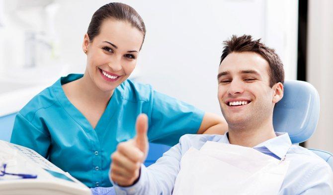 препарування зубів