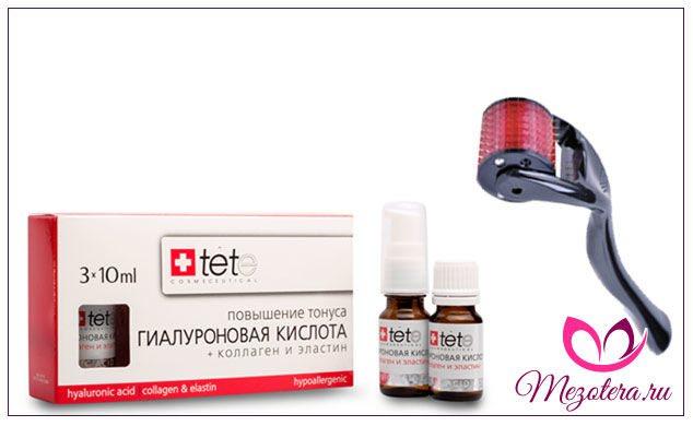 прилад і препарати