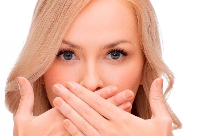 Причини появи стоматиту на губі