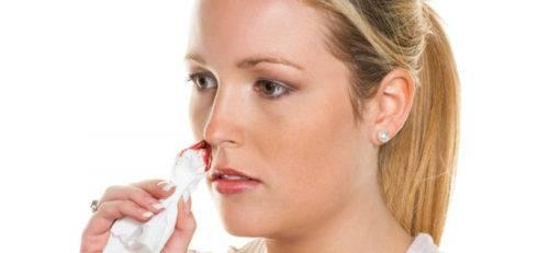 Присмак крові в роті причини у жінок