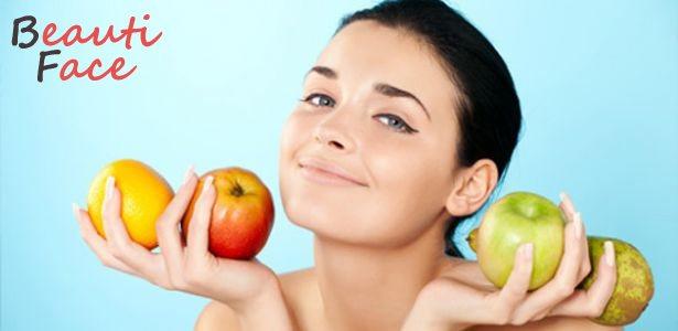Приємні фруктові маски для обличчя