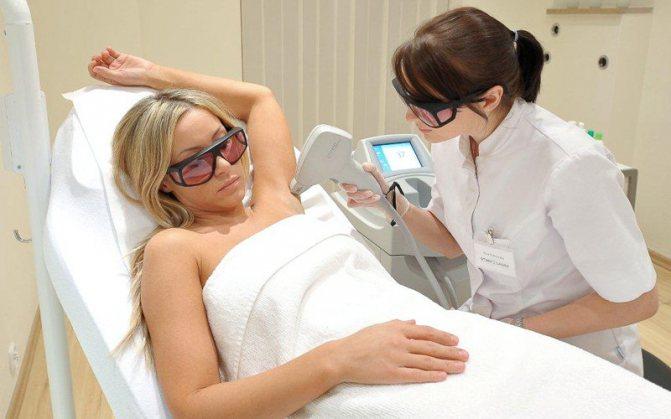 Процедура під анестезією