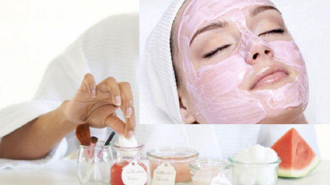 Прості та ефективні маски з кавуна для обличчя та волосся в домашніх умовах