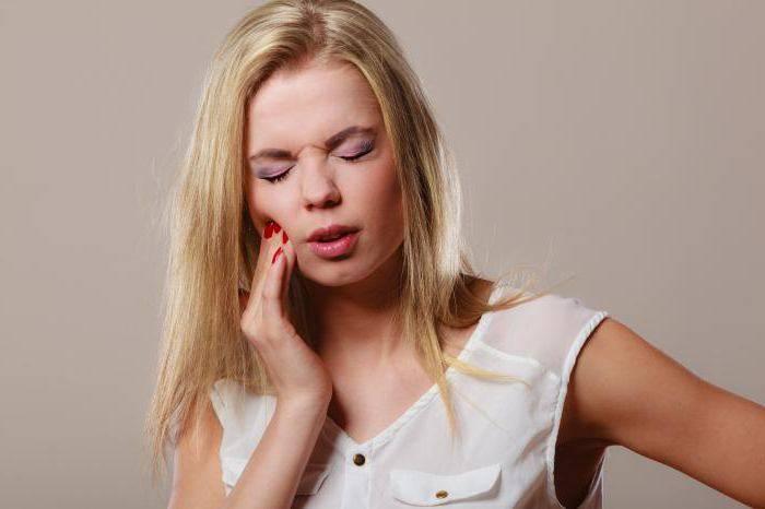 пульсуючий біль після видалення зуба