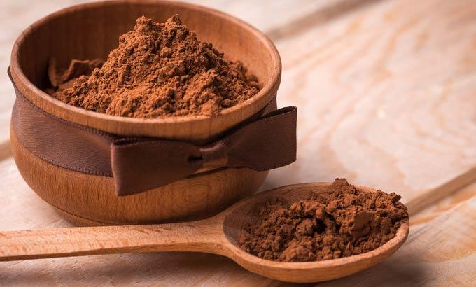 Рецепт від сивини з кавою і какао