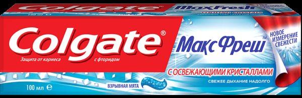 Реклама Колгейт зубна паста прополіс
