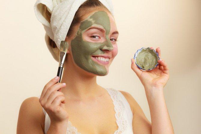 Рекомендації косметологів для нанесення масок