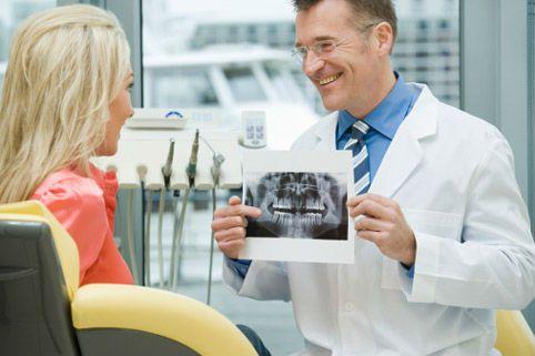 Рентген щелепи
