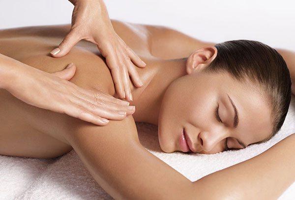 ручний масаж лімфодренажний
