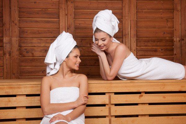 Сауна дуже корисна для шкіри, але не після епіляції!