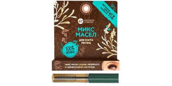 Sexy Lashes Мікс