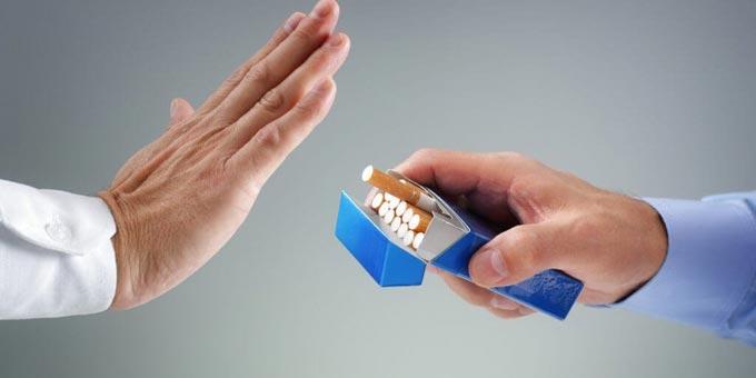 сигарети після видалення зуба