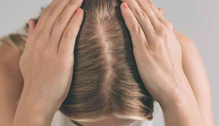 скраб для шкіри голови