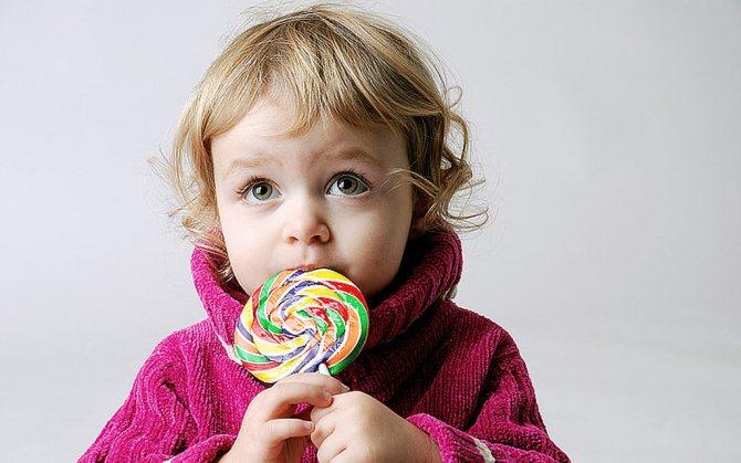 Солодощі погано впливають на стан зубів