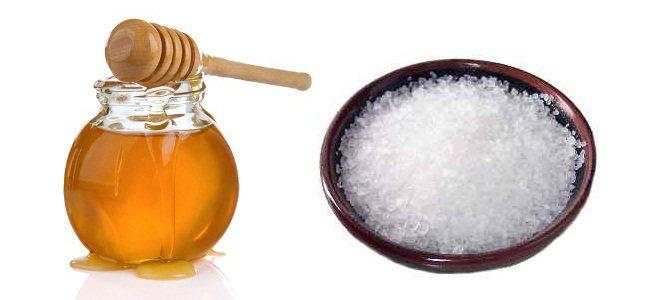 сіль для особи від зморшок