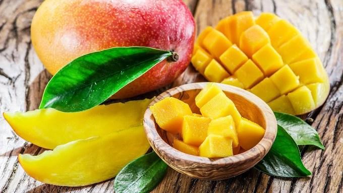 стиглий манго