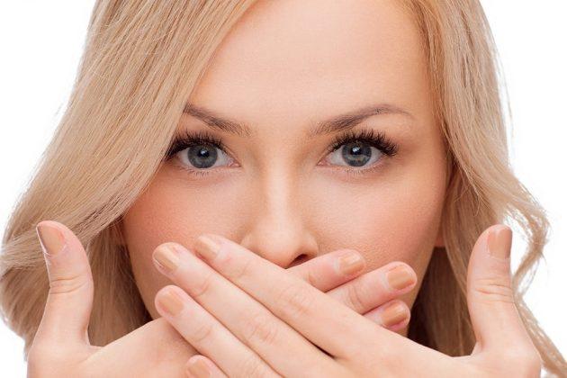 Стоматит на губі види симптоми і лікування захворювання