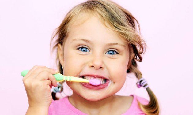 Існують зубні пасти Президент для дітей різного віку