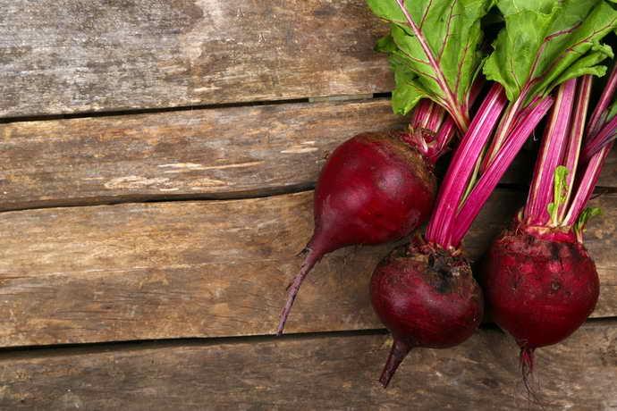 Свіжі овочі в боротьбі з карієсом