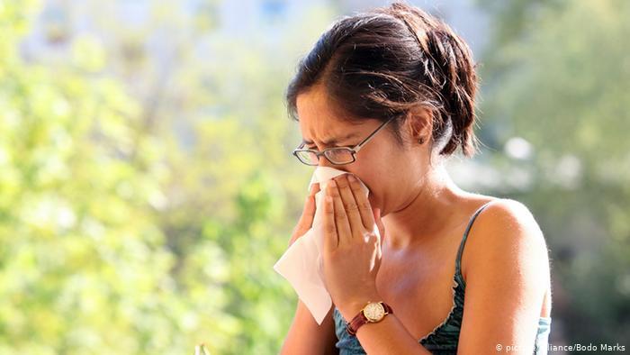 Таблетки від алергії