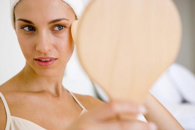 Догляд за сухою шкірою біля очей