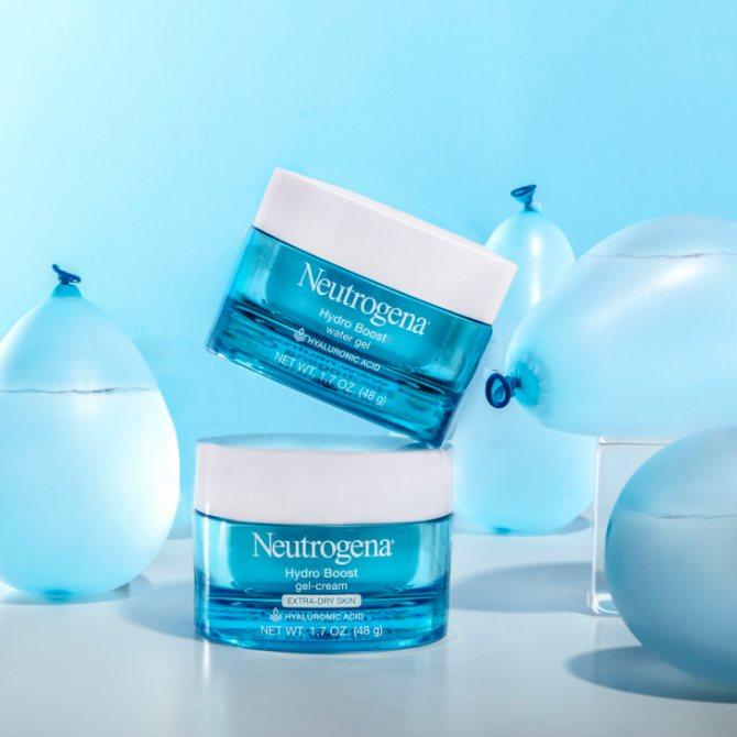 Зволожуючий гель-крем Hydro Boost Gel-Cream від Neutrogena