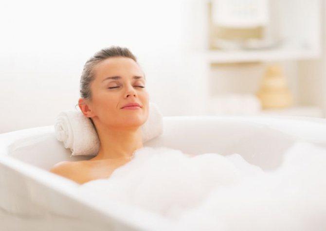 ванна з маслом