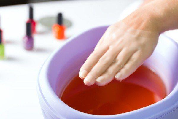 Ваночка - дуже корисна процедура для рук і ніг