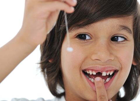 випадання зубів