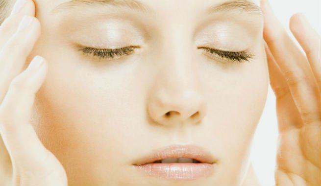 Японський омолоджуючий масаж обличчя