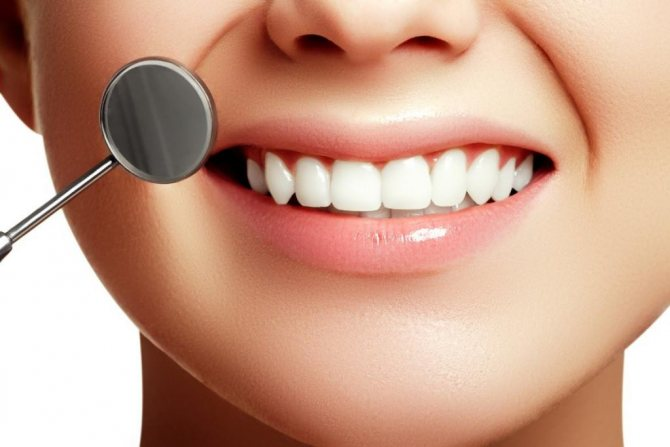 здорові зуби - здорова посмішка