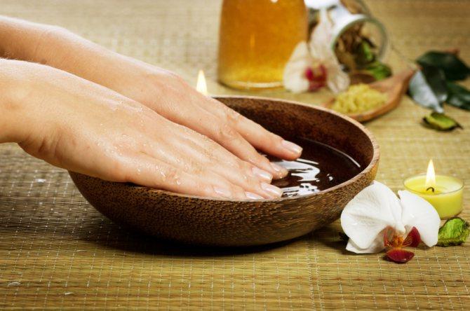 Желатинові ванночки з евкаліптом