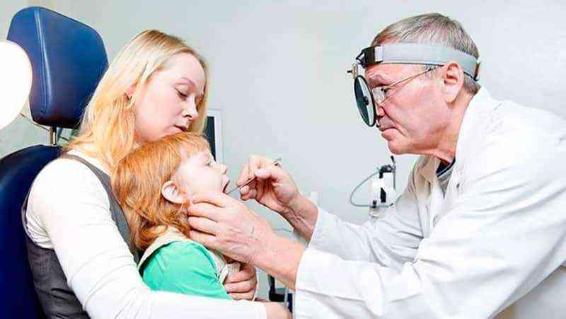жовтий наліт на язиці у дитини до року лікування