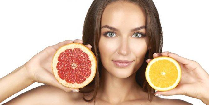 Значення різних вітамінів для шкіри
