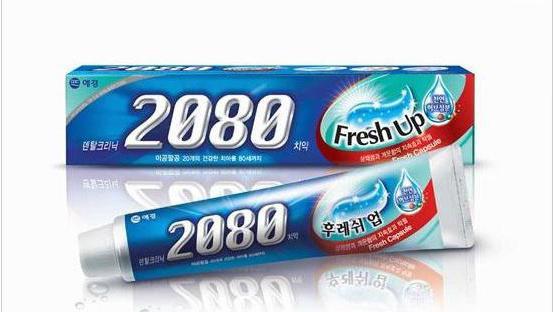 зубна паста 2080