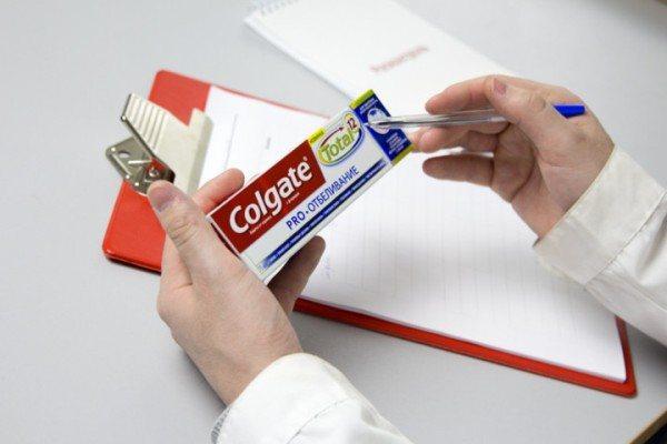 Зубна паста Колгейт оптик вайт миттєвий відгуки