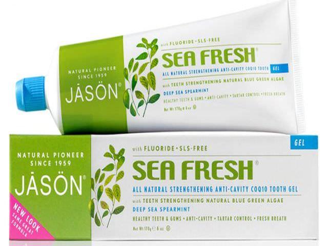 зубна паста sea fresh